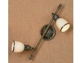 Светильник спот Lussole Furlo LSL-7301-02 (модерн, бронза)