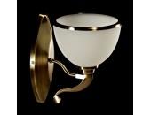 Бра Brizzi MA 02401W/001 Bronze (модерн, бронза)