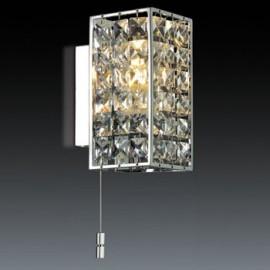 Светильник влагозащищенный Odeon Light 2249/1W Tori (модерн, хром)