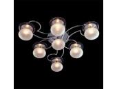 Люстра галогенная Евросвет/Eurosvet 4998/7 (модерн, хром)