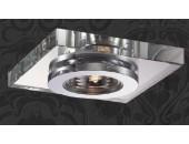 Точечный встраиваемый светильник Novotech 369408 Cosmo (модерн, металлический)