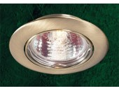 Точечный встраиваемый светильник Novotech 369429 Crown (модерн, зеленый)