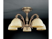 Люстра PL 5770/5 (классический, золото)