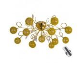 Люстра потолочная Snowlight 15-901-13CG (модерн, золото)