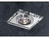Точечный встраиваемый светильник Novotech 369435 Mirror (модерн, хром)