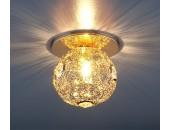 Точечный встраиваемый светильник Elektrostandard 1002 GD (модерн, золото)