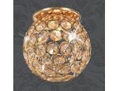 Точечный встраиваемый светильник Novotech 369739 Elf (модерн, золото)