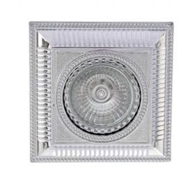 Встраиваемый светильник L`Arte Luce L10451.53 Avallon (классический, хром)