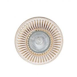 Встраиваемый светильник L`Arte Luce L10351.47 Rodez (классический, золото)