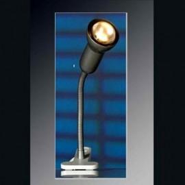 Настольная лампа прищепка Lussole LST-4564-01 (модерн, серый)