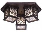 Светильник потолочный Svetresurs/Светресурс 596-727-03 (японский стиль, венге)