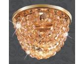 Точечный встраиваемый светильник Novotech 369777 Jinni (модерн, золото)