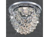 Точечный встраиваемый светильник Novotech 369778 Jinni (модерн, хром)