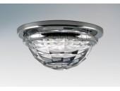 Точечный встраиваемый светильник Lightstar 030004 Diva cr (модерн, хром)