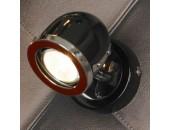 Светильник спот Lussole Tivoli LSN-3121-01 (черный)