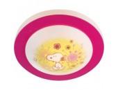 Светильник настенно-потолочный GLOBO 662393 (детский, розовый)