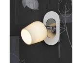 Светильник спот Lussole LSQ-1301-01 Lauria (модерн, хром)