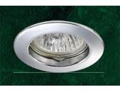 Точечный встраиваемый светильник Novotech 369200 Star 2 (модерн, хром)