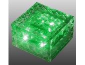 Уличный декоративный светильник Novotech 357242 (модерн, зеленый)
