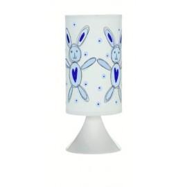 Настольная лампа MarkSlojd 102402 VAGGERYD (детский, голубой)