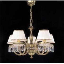 Люстра Reccagni Angelo L 4761/5 (классический, золото)