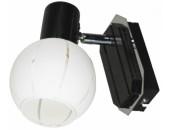 Светильник спот Lussole Mara LSL-8901-01 (модерн, хром)