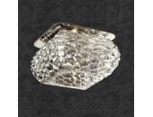 Точечный встраиваемый светильник Novotech 369671 Arctica (модерн, хром)