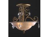 Люстра потолочная L`Arte Luce L54953.24 Bliss (классический, бронза)
