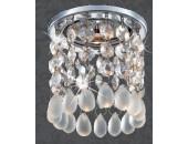 Точечный встраиваемый светильник Novotech 369779 Jinni (модерн, хром)