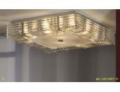 Светильник потолочный Lussole LSC-3407-10 Popoli (модерн, хром)