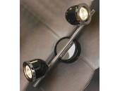 Светильник спот Lussole Tivoli LSN-3121-02 (черный)