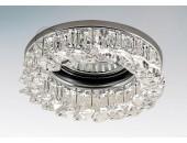 Точечный встраиваемый светильник Lightstar 030404 Rocco cr (модерн, хром)