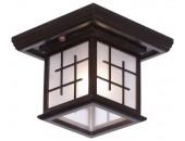 Светильник потолочный Svetresurs/Светресурс 592-727-01 (японский стиль, венге)