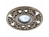 Точечный встраиваемый светильникNovotech 369988 Vintage (классический, бронза)