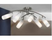 Светильник спот Lussole LSC-2707-06 Fleons (хай-тек, хром матовый)