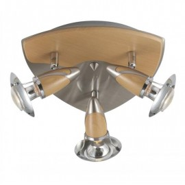 Светильник 5433-3R (хай-тек, металлический)