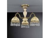 Люстра потолочная Reccagni Angelo PL 6826/3 (классический, бронза)