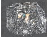Точечный встраиваемый светильник Novotech 369454Lace (модерн, хром)