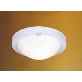 Светильник влагозащищенный Svetresurs/Светресурс 341-002-01 (модерн, белый)