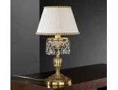 Настольная лампа Reccagni Angelo P 6500 P (классический, золото)