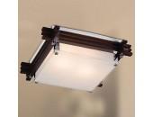 Светильник настенно-потолочный Sonex/Сонекс 3241V Trial Vengue (японский стиль, хром)