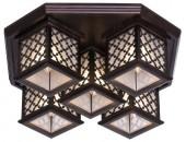 Светильник потолочный Svetresurs/Светресурс 596-727-05 (японский стиль, венге)