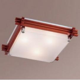 Светильник настенно-потолочный Sonex/Сонекс 2241 Trial (японский стиль, хром)