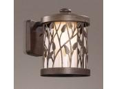 Уличный настенный светильник Odeon Light 2287/1W Lagra (классический, коричневый)