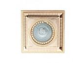 Встраиваемый светильник L`Arte Luce L10451.08 Avallon (классический, золото)