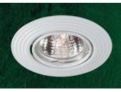 Точечный встраиваемый светильник Novotech 369434 Antic (модерн, белый)