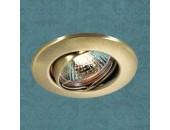 Точечный встраиваемый светильник Novotech 369691 Classic (модерн, бронза)