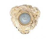 Встраиваемый светильник L`Arte Luce L18151.08 Metz (классический, золото)