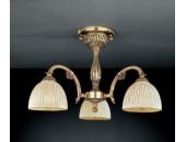 Люстра PL 5770/3 (классический, золото)