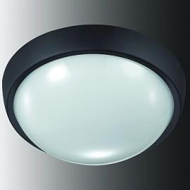Уличный потолочный светильник Novotech 357186 (модерн, черный)